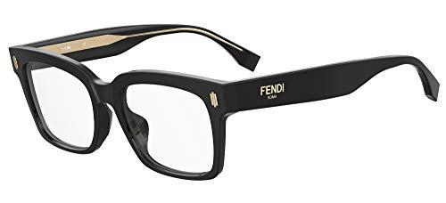 Occhiali da vista Fendi FENDI ROMA FF 0453/F Black 52/18/145 donna