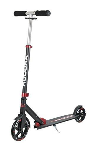 HUDORA Bold Wheel - Patinete, Color Rojo, Talla L