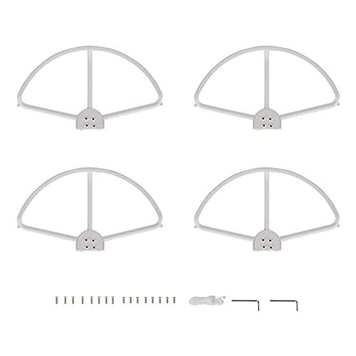 YXYX Accessori droni 4 Pezzi di Protezione Dell'elica A Sgancio Rapido per D&Ji per Phantom 3 per Phantom 2 Drone Blade Bumper Props Wing Parti di Ricambio Protettive (Taglia : E)