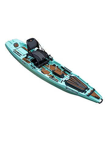 Bonafide SS107 Tiki Limited Edition Fishing Kayak
