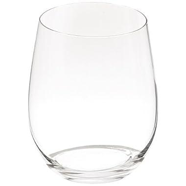 Riedel O Wine Tumbler Viognier/Chardonnay, Set of 4