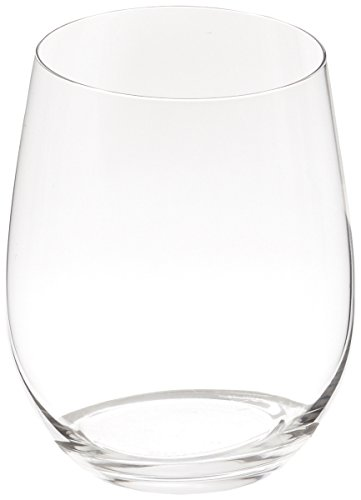 Riedel O Wine Tumbler Viognier/Chardonnay, Set of 4, Clear -