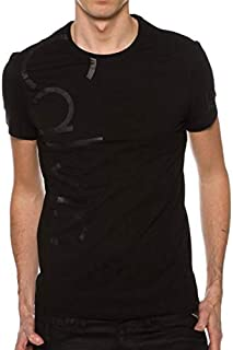 Calvin Klein Cotton Round Neck T-Shirt For Men