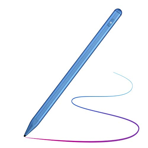 Stylus Pen for iPad with Palm Rejection, (2018-2020) iPad Pencil with Magnetic Design for Apple iPad, iPad (6/7 Gen)/iPad Pro (11/12.9 inch)/iPad Mini Gen 5/iPad Air Gen 3 (Blue)