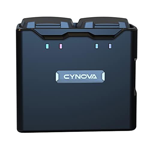 kdjsic Hub de Carga bidireccional Cargador rápido de batería portátil Estación de Carga USB de Doble vía Compatible con Mavic Mini 1/2
