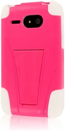Empire Mpero Impact X Series Kickstand Case for Kyocera Event C5133 Hot Pink product image