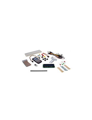Velleman VMP500 Electronic Parts Pack for Raspberry PI, Multi-Colour