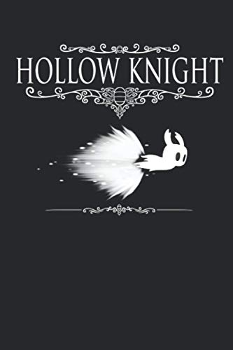 Hollow Knight Notebook: (110 Pages, Lined, 6 x 9)