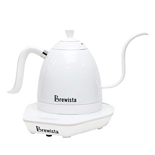 Brewista Artisan Gooseneck Variable Kettle 0.6Lピュアホワイト