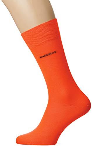 BOSS Herren Marc Rs Colours Cc Socken, Medium Orange817, 43-46
