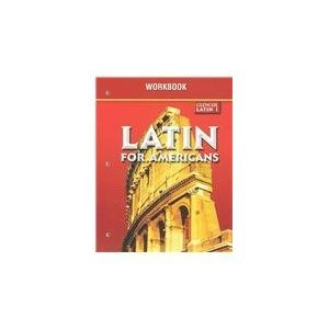 Latin for Americans, Annotated Teacher Edition (English and Latin Edition)