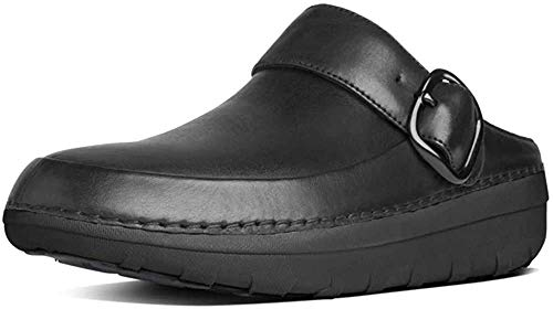 FitFlop Women's Gogh PRO Superlight Shoe, Black, 10 M US