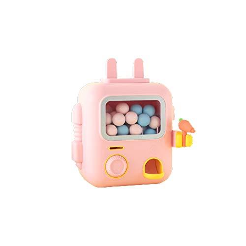 LXX Huchas Máquina de cápsulas Piggy Bank, ABS Money Bank Creatividad Game Bank Moneda Bank para niños Niños Niñas Caja de Monedas (Color : B, tamaño : 7-10 Years Old)