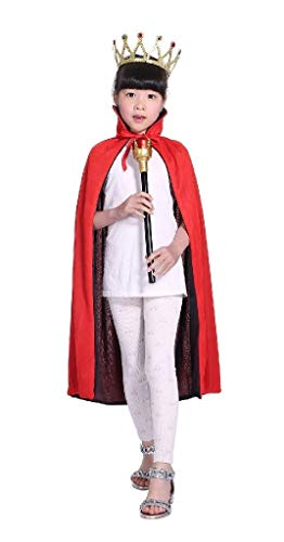 Capa de vampiro demonio reversible nio drcula 6/10 aos cosplay