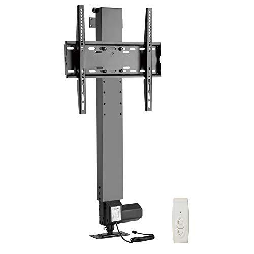 RICOO FE6244 TV Lift Soporte Television Elevador Vertical electrico Motorizado Mueble Televisor 32-48' (81-122cm) VESA 200x200-400x400 Negro
