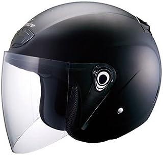 オージーケーカブト(OGK KABUTO)バイクヘルメット ジェット VENIRE フラットブラック (サイズ:FREE)