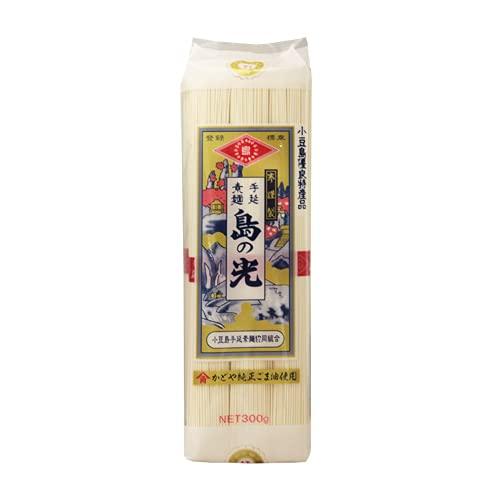 小豆島手延素麺 手延素麺 島の光 300g [10個セット]