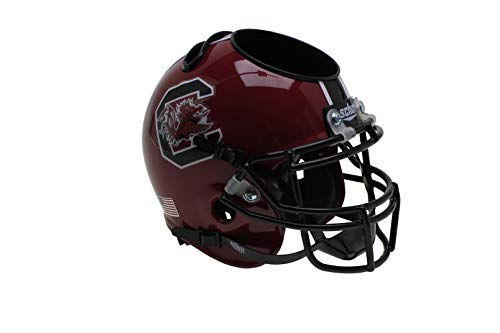 Schutt NCAA South Carolina Gamecocks Football Helmet Desk Caddy, Alt. 1