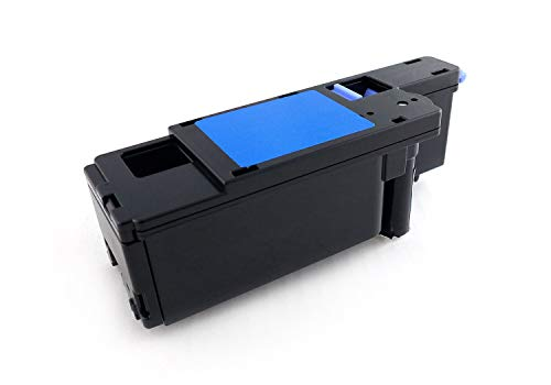 Green2Print Toner ciano 1400 pagine sostituisce Epson C13S050613 Toner per Epson CX17NF, CX17WF, CX17, AcuLaser C1700, C1750, C1750W, C1750N