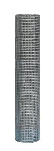 GAH-Alberts 051568, Rete elettrosaldata Casanet, zincata, altezza 510 mm, lunghezza 5 m, maglie 12,7 x 12,7 mm, Zincato (verzinkt)