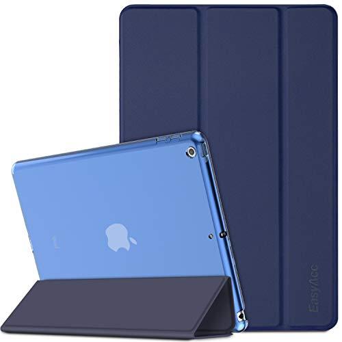 mächtig der welt EasyAcc Hülle kompatibel mit iPad 10.2 2019 / iPad 7. Generation, ultradünne durchscheinende Matte…