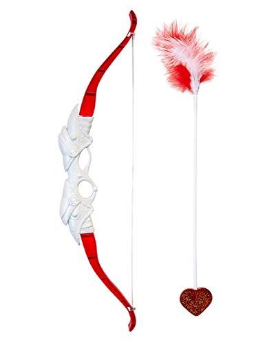 Horror-Shop Conjunto de Arco y Flecha de Cupido