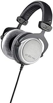 Beyerdynamic DT 880 Pro 250 Ohm Hi-Fi Semi-Open Back Headphones