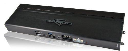 Zapco DC1100.1 DC Series 1100w RMS Calss A/B Monoblock Amplifier w/ Digital Processing