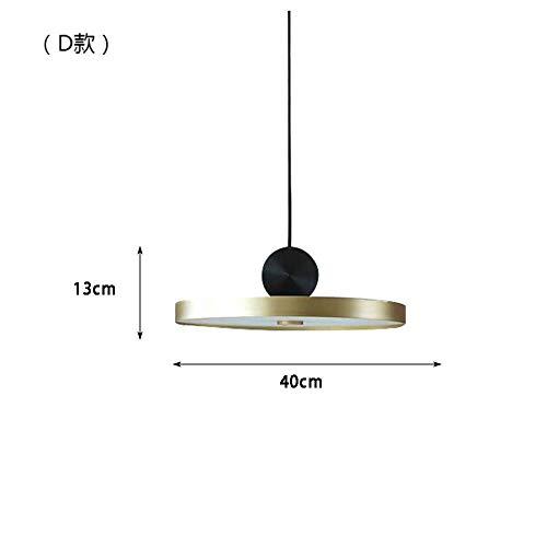Lyuez Nordic creatieve geometrie restaurant kleine kroonluchter moderne minimalistische Amerikaanse hanglamp persoonlijkheid metaal eettafel bar kroonluchter slaapkamer nacht study LED droplight