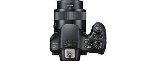 Sony HX400V/B 20.4 MP Digital Camera (International Mode) No Warranty
