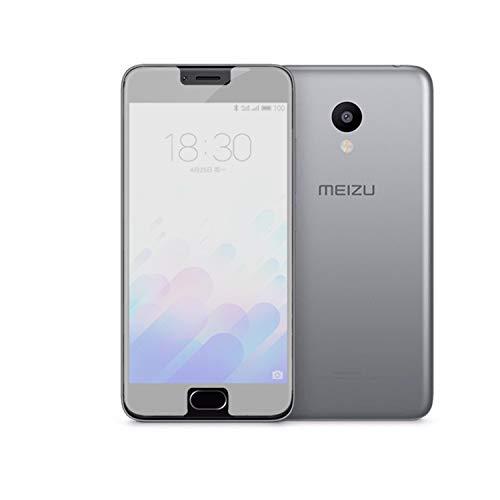 Movilrey Protector para Meizu M3 Mini / M3s Cristal Templado de Pantalla...