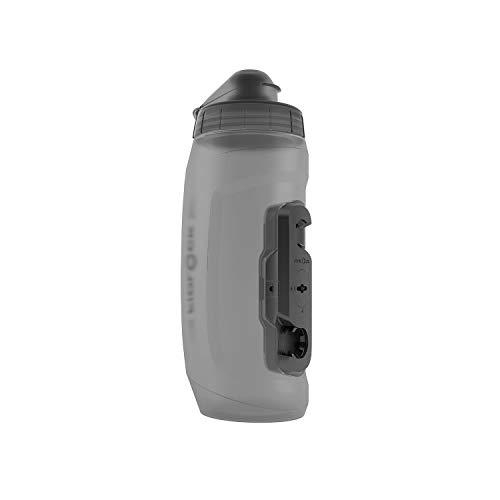 Fidlock Single Bottle 590 Trinkflasche, Transparent, 590 ml