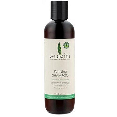 Sukin, Purifying Shampoo Cap, 500ml