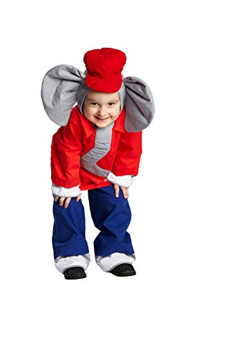 Rubie's 380100 - Kostüm für Kinder - Benjamin Blümchen, 128