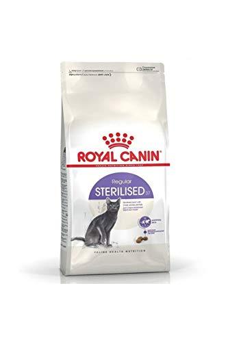 Royal Canin – Pienso para gato – Sterilised 37 4 kg