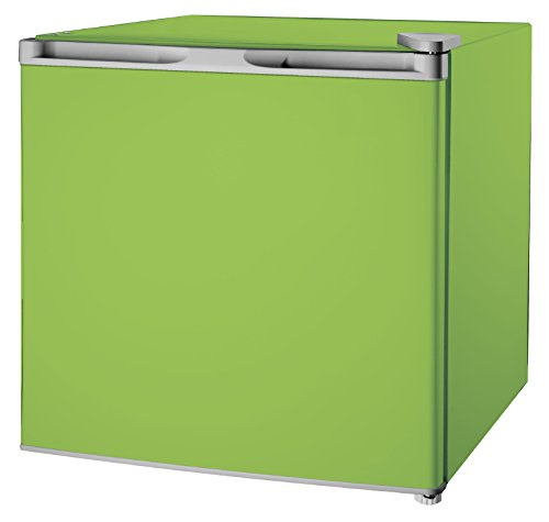 1.6-1.7 Cubic Foot Fridge, Green