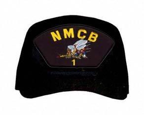 MilitaryBest NMCB 1 Seabee Ball Cap from MilitaryBest