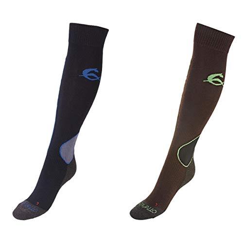 Busse Socken Micro-Thermo, Acavallo®, 35-38, braun