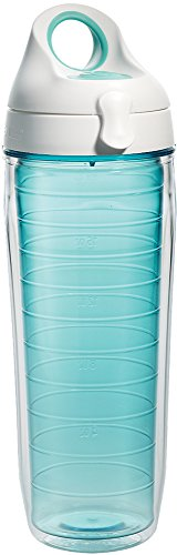 Tervis Clear & Colorful, Coastal Green Tumbler and White with Green...
