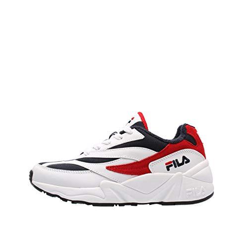 Fila 1010780 Zapatos Niño Rojo 32