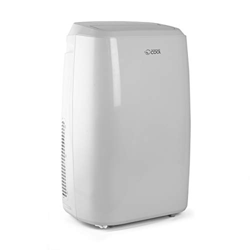 Commercial Cool 16,000 BTU Portable Air Conditioner with Heat– Portable Air Conditioner for Home – 4 in 1 Air Conditioner – Remote Control Air Conditioner
