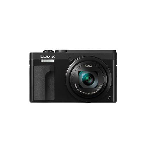 Panasonic DC-TZ90EG-K     Fotocamera 4K, Nero