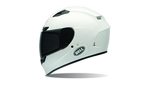BELL casque QUALIFIER DLX SOLID GLOSS WHITE L