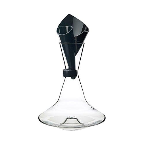 Peugeot - 230265 - Carafe pour vins rouges jeunes avec aérateur asarine