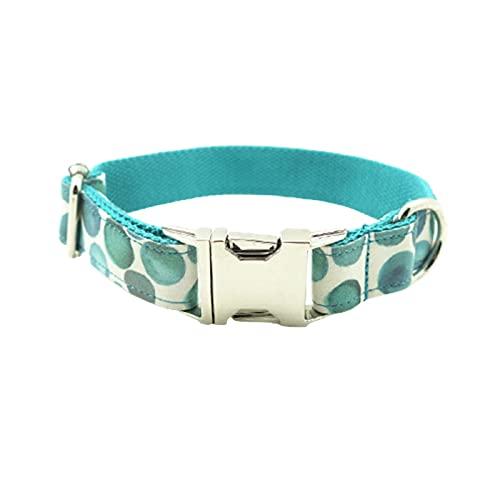 ZZCR Collares para Perros Collares con Hebilla Corrales Retráctiles para Perros con Tracción para Perros Collares para Perros Pequeños Y Medianos XL