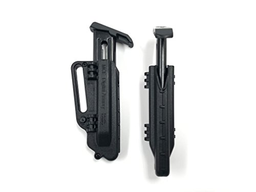 MCE Digital Armory Injection Molded - Ruger 22/45 Mark II/III/IV, Browning Buck Mark, Beretta U22 Neos Dual Magazine Pouch - MagP0501-B