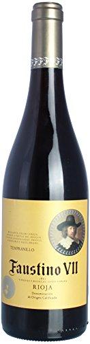Faustino - VII Tinto Rioja DOCG Rotwein trocken Tempranillo 13% Vol. - 0,75l