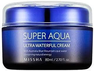 MISSHA Super Aqua Ultra Water-full Cream 2.7 Oz/80 Ml