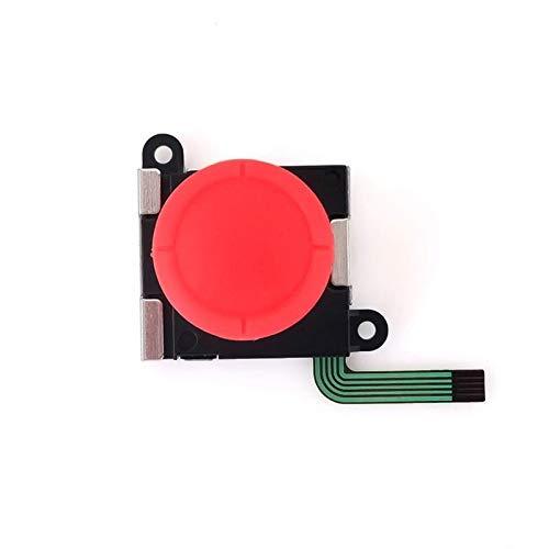 NOLOGO KYT-My 3D Analog Joystick Thumbsticks Sensor Ersatz-Controller Reparatur Spiel Accessoriesn (Farbe : Rot)