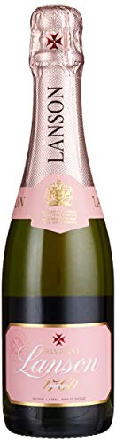 Lanson Rose Label Champagner (1 x 0.375 l)